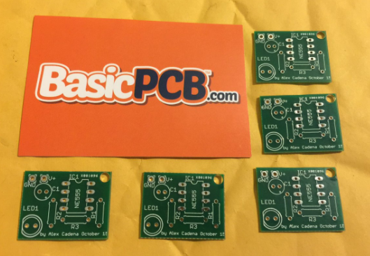 customer's PCB manufacturing