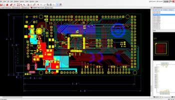PCB Design Resource: ZenitPCB Free Layout Software – Printed Circuit ...