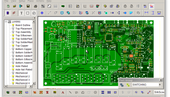 PCB Design Resource: KiCAD Free Layout Software – Printed Circuit ...
