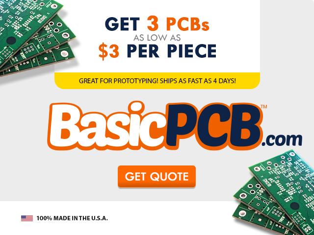 BasicPCB | US PCB Manufacturer